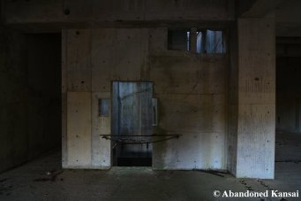 Abandoned Elevator Shaft