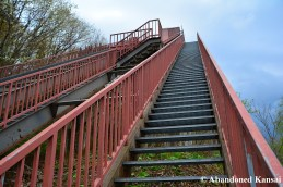 Abandoned Ski Jump Tower