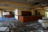 Vandalized Hotel Lobby