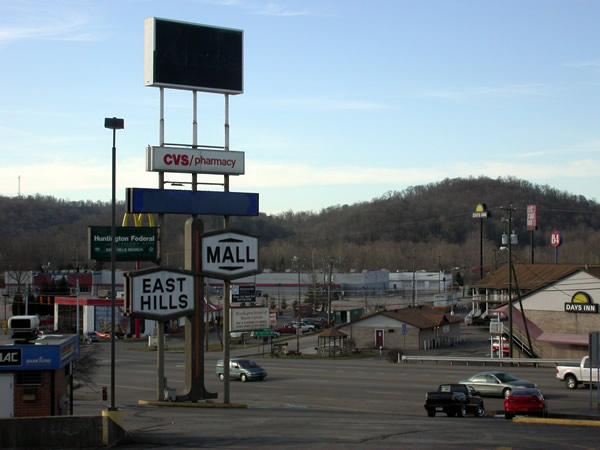 East Hills Mall