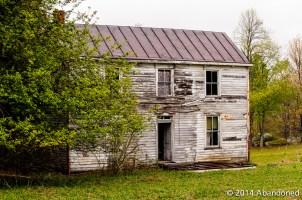 Hacker Valley, West Virginia Residence