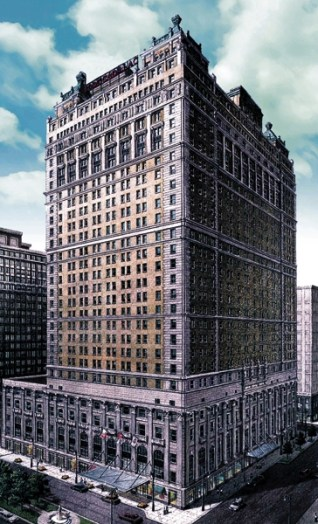 Book-Cadillac Hotel
