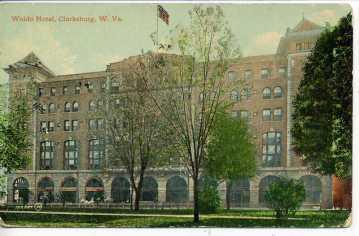 Waldo Hotel