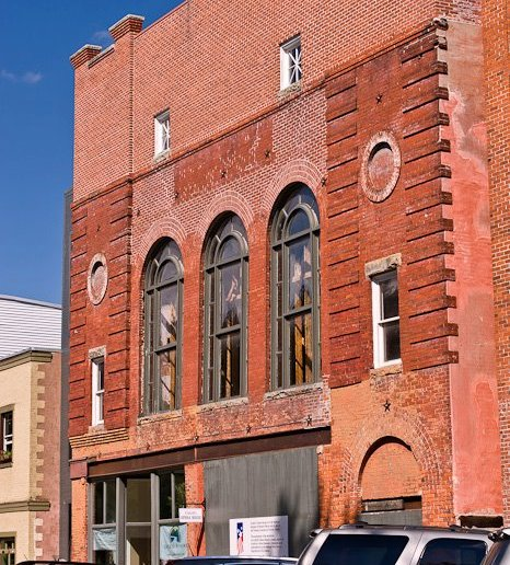 Cottrill Opera House, Thomas, West Virginia