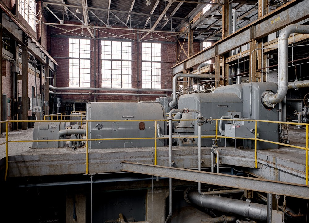 Indiana Army Ammunition Plant Building 401-1