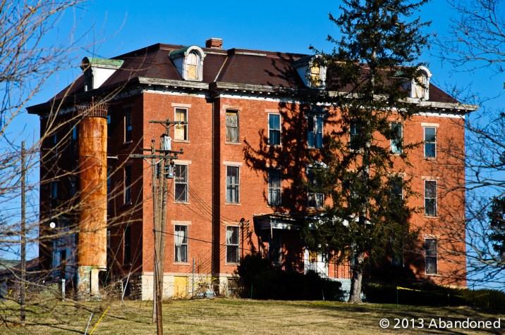 Warren County Orphan Asylum and Children's Home