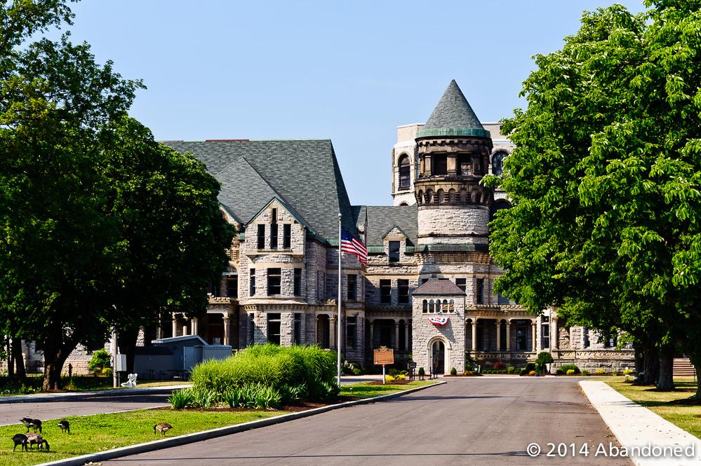 Ohio State Reformatory