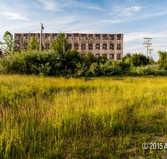 Sulfuric Acid Concentration House 303- Indiana Army Ammunition Plant