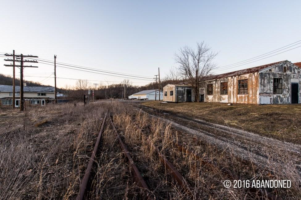 Tracks through Adena