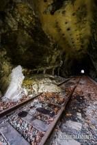 Tunnel northwest of Adena