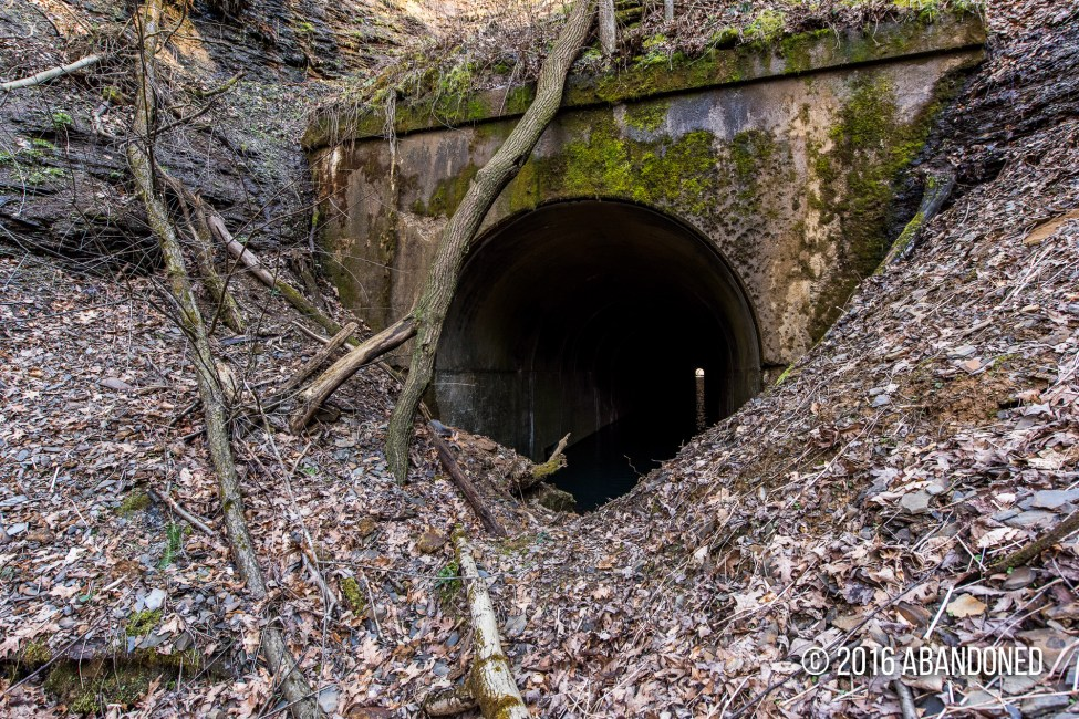Newcomerstown Tunnel