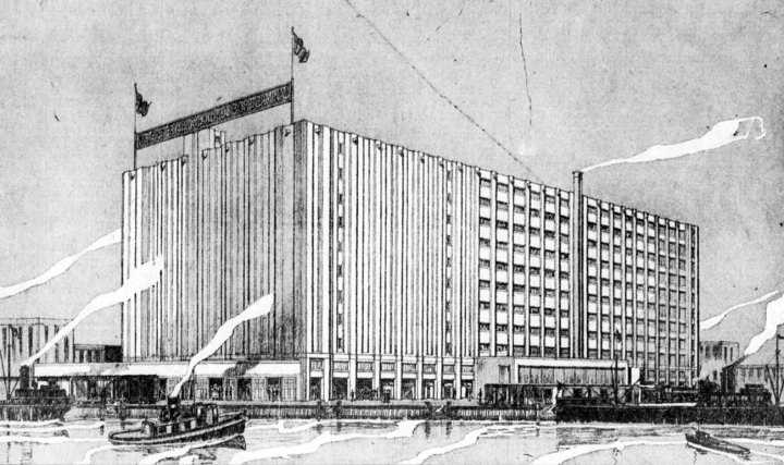 Detroit Harbor Terminals