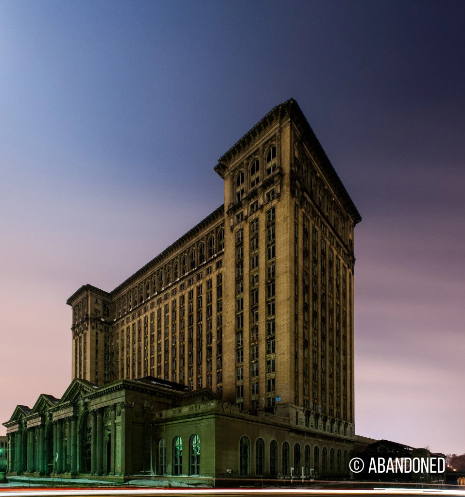 Michigan Railroad Station