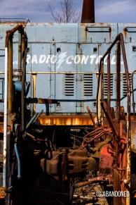 Radio controlled locomotive