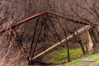 South Fork Grassy Creek Bridge