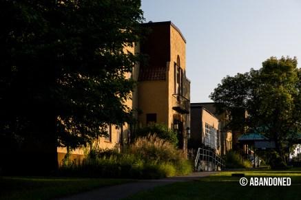 Jacobi Hall (Building 4)