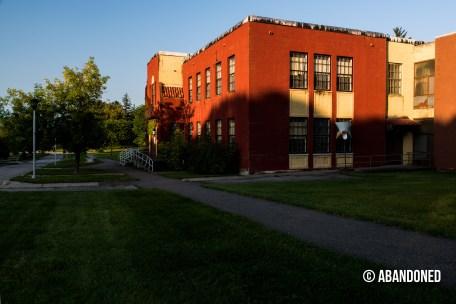 Ivy Hall (Building 5)
