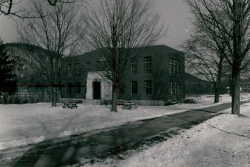 Victory Hall (Building 23) at Wassaic State School