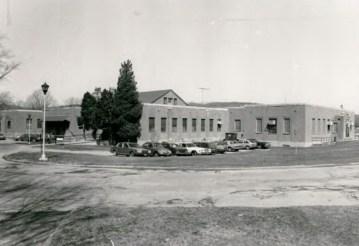 Webatuck Hall (Building 28) at Wassaic State School