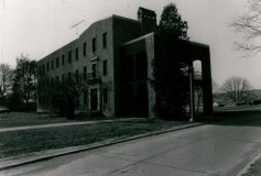 Residence Hall (Building 33) at Wassaic State School
