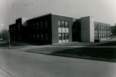 Ivy Hall (Building 5) at Wassaic State School