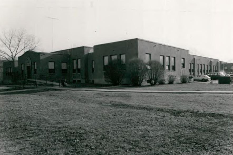 Oneida Hall (Building 53) at Wassaic State School