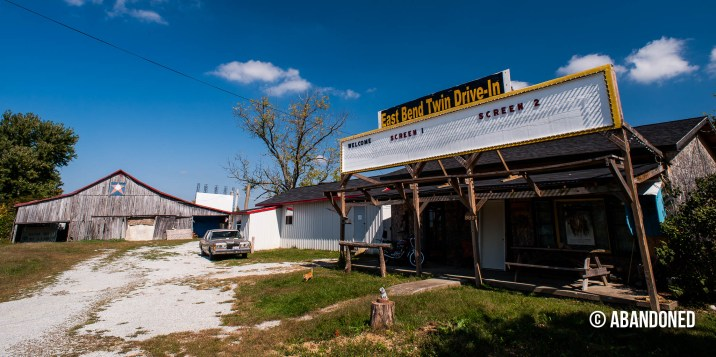East Bend Twin Drive-In