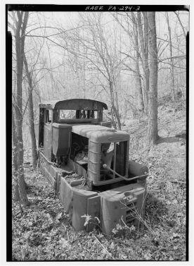 Magee Mine Mine Locomotive