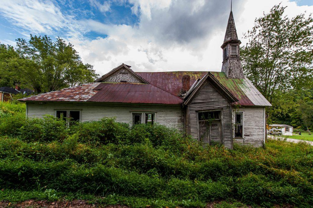 Cannel City Union Church