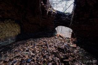 An abandoned beehive coke oven in western Pennsylvania.
