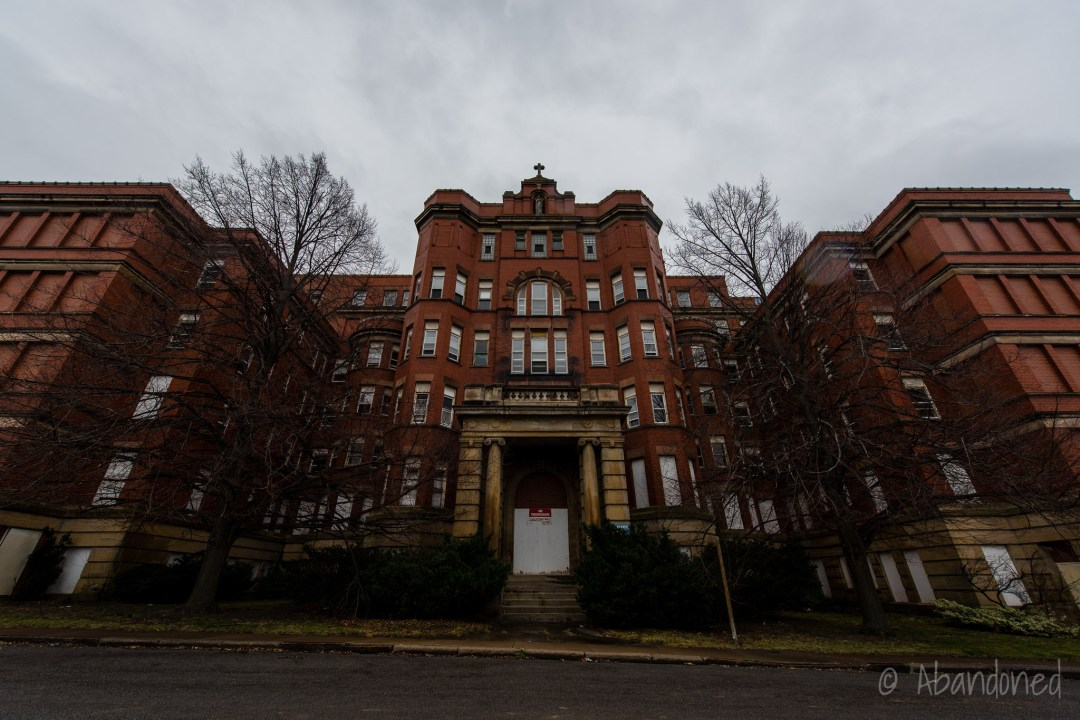 Mount St. Mary's Hospital