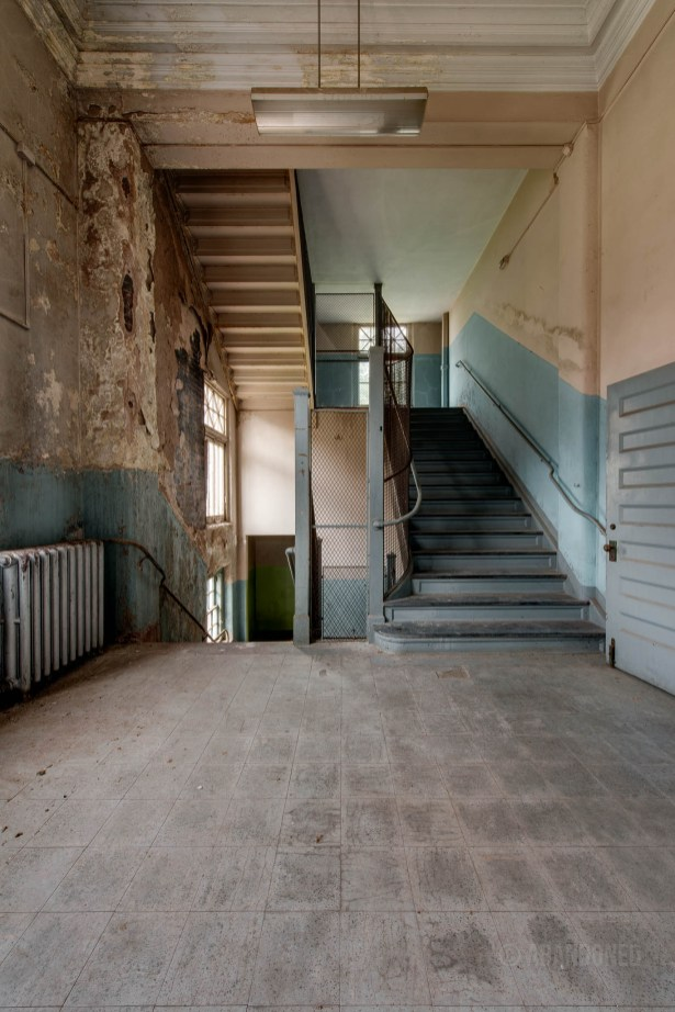 Connecticut Hospital For The Insane – Noble Hall