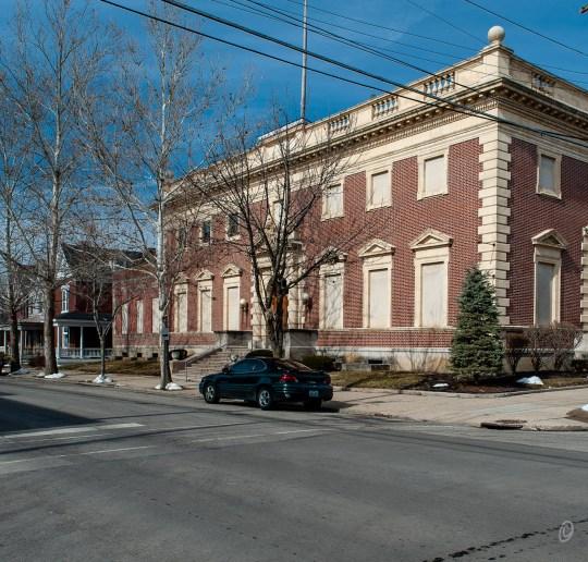 Newport Post Office