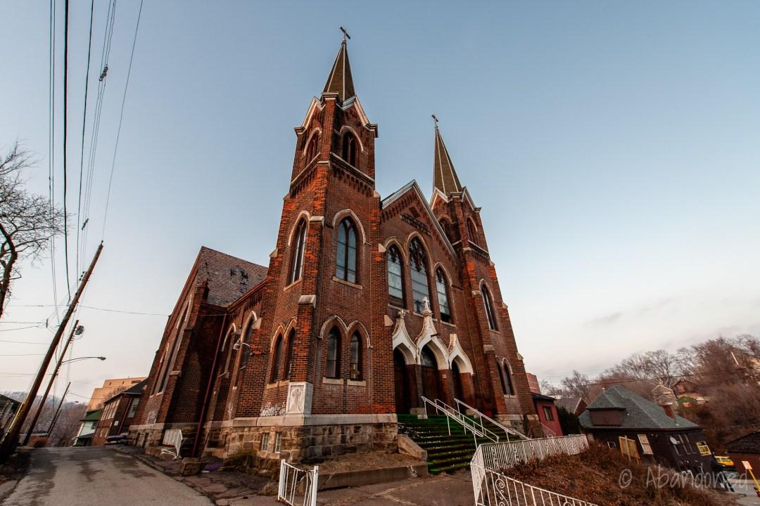 St. Stephen Magyar Church