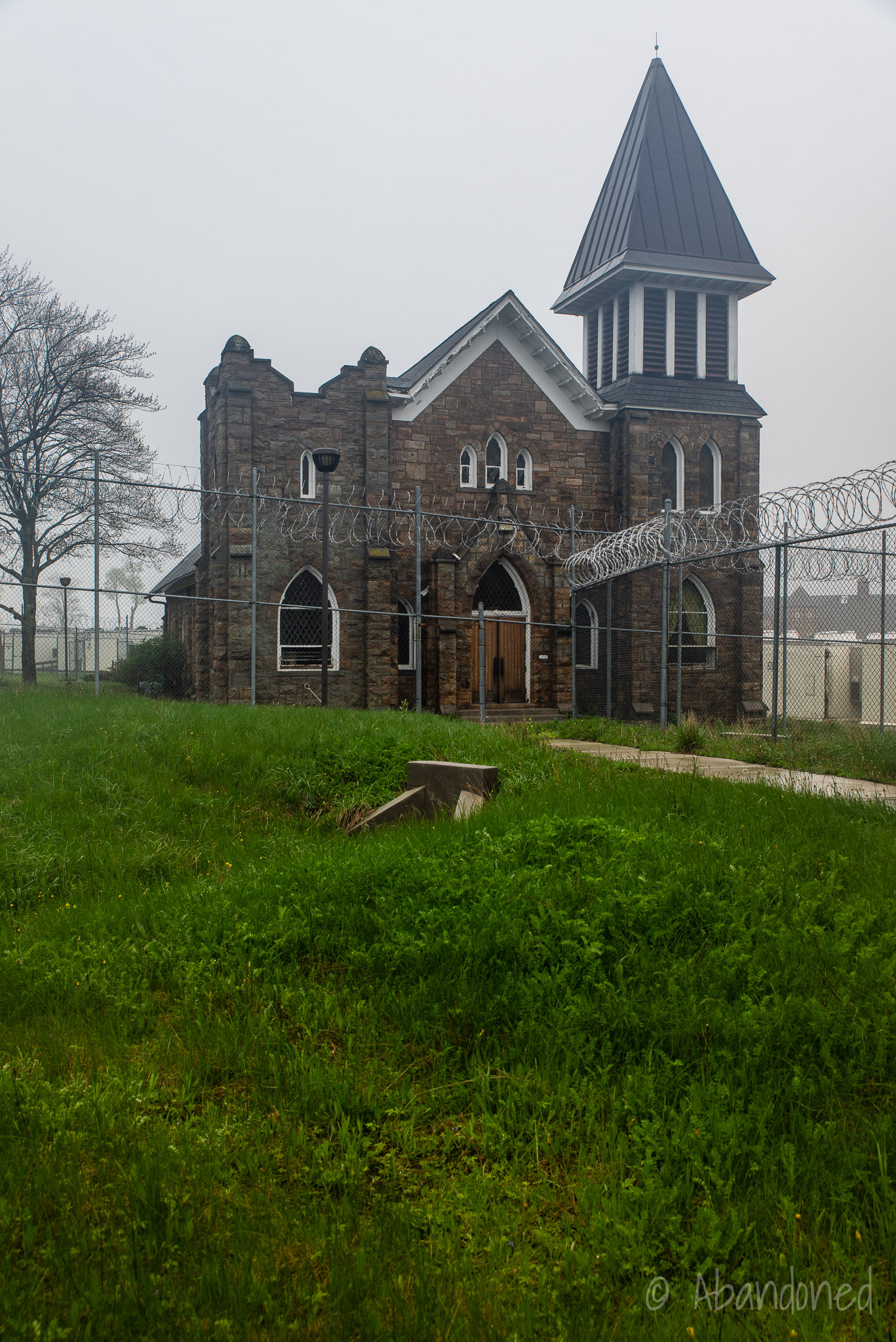 Lawrence Frick State Hospital, SCI Cresson