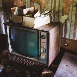 Abandoned New York House