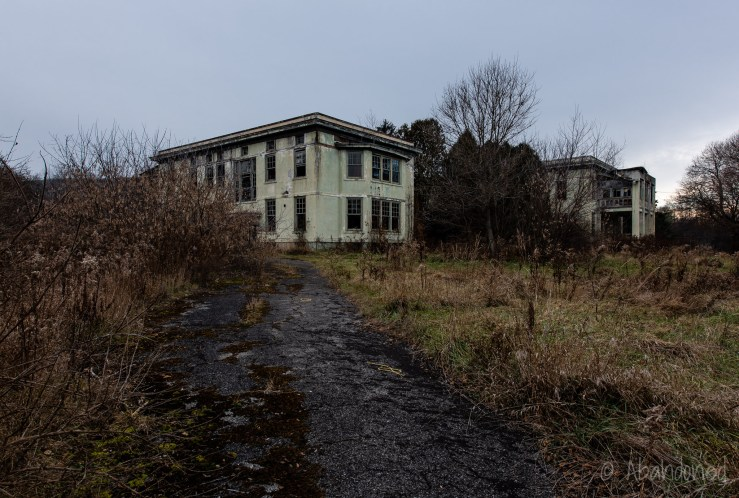 Allegany County Poorhouse