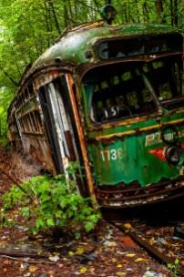 Vintage Electric Streetcars