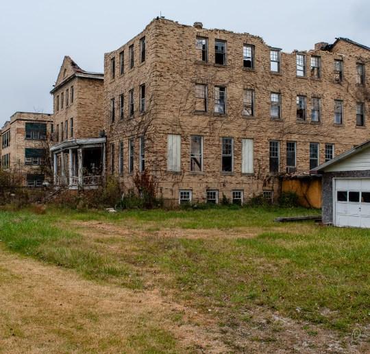 Erie School and Aiken Hall