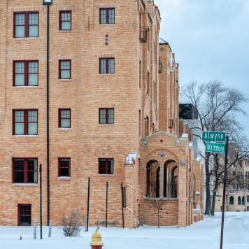 Palmer Park Apartment Buildings