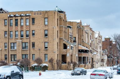 Palmer Park Apartment Buildings