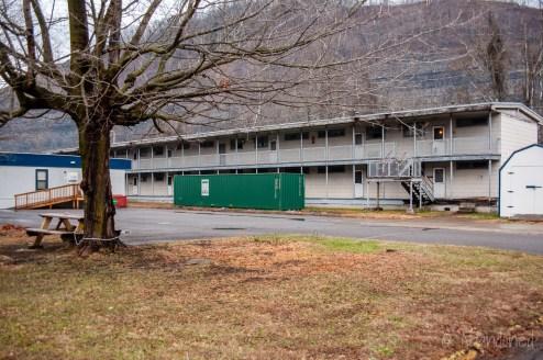 Man Miners Memorial Hospital Home Health Building