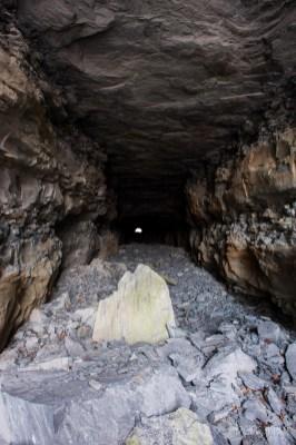Natural Bridge Tunnel / Tunnel No. 2