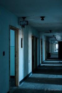 Mayview State Hospital Hallway
