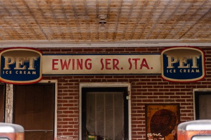 Ewing Service Station