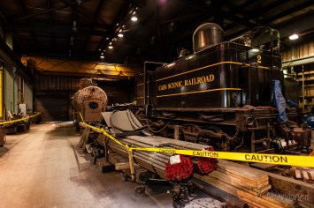 Cass Railroad Shops