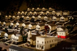 Model of Cass, West Virginia