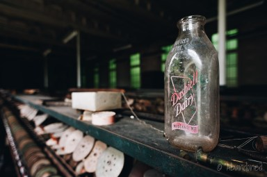 Vintage Dairy Bottle