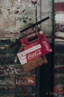 Vintage Coca-Cola Carton