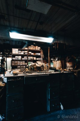 Basement Workshop